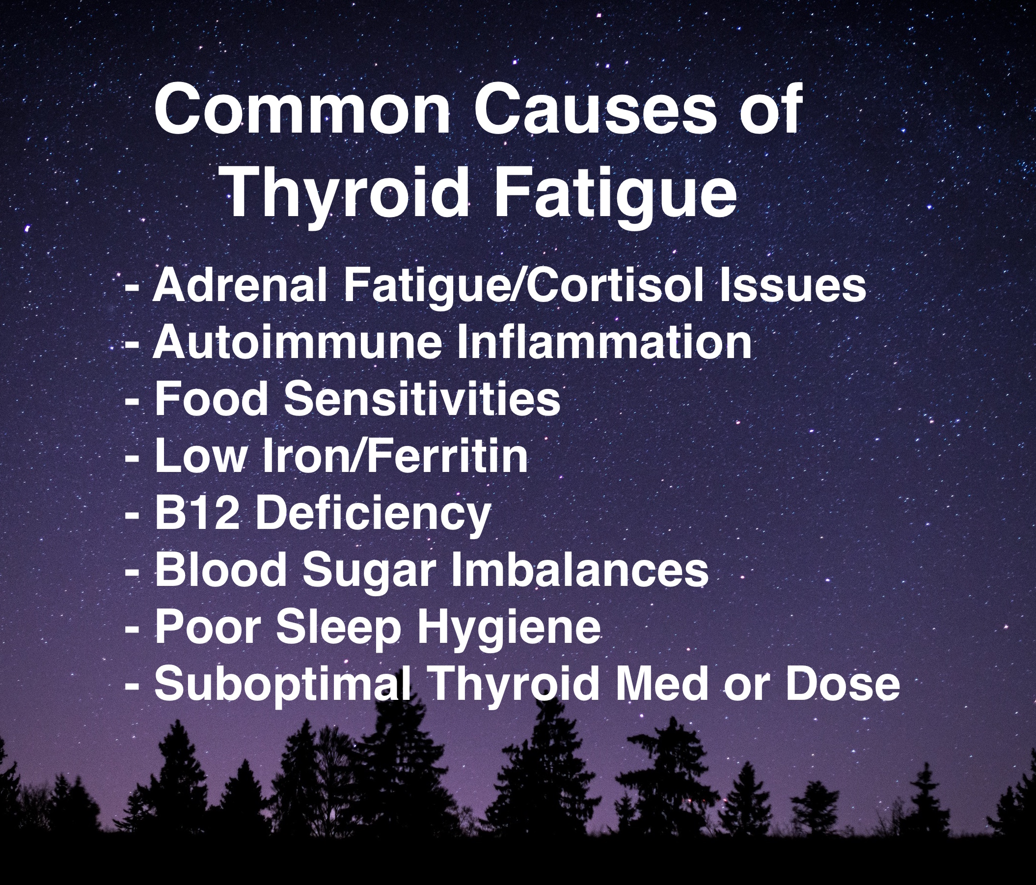 8 Common Causes of Thyroid Fatigue and How You Can Fix Them